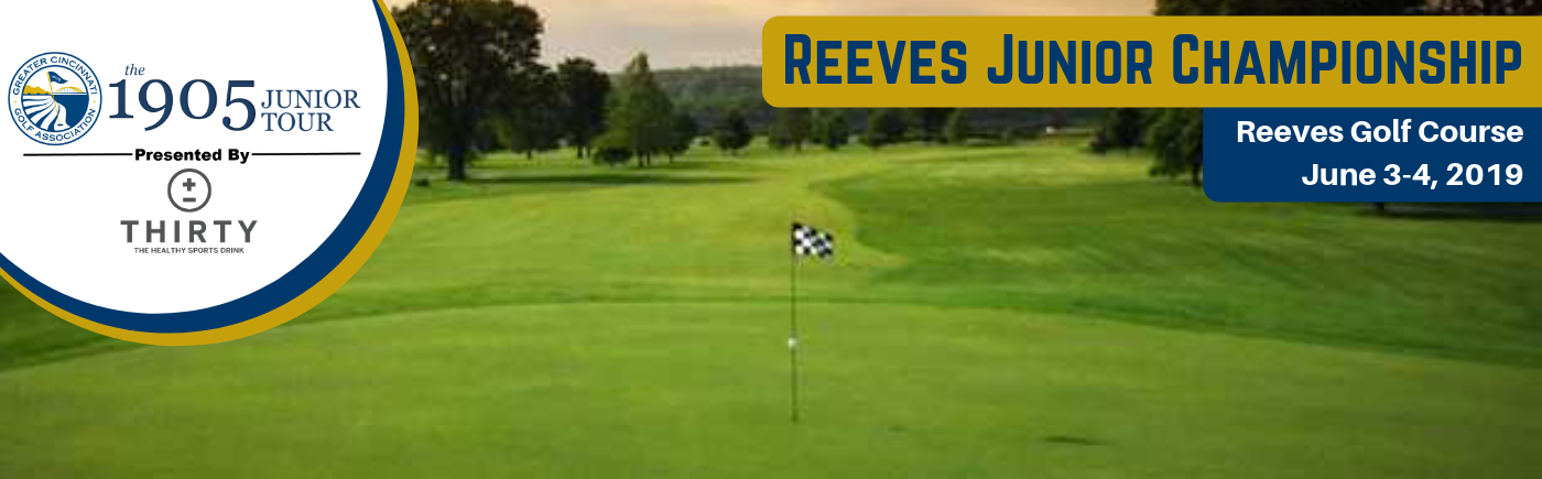 2019 GCGA Jr Tour Reeves