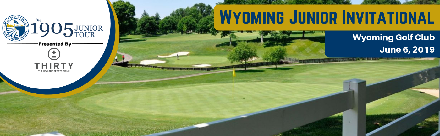 2019 GCGA Jr Tour Wyoming