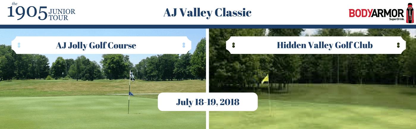Junior Tour AJ Hidden Valley