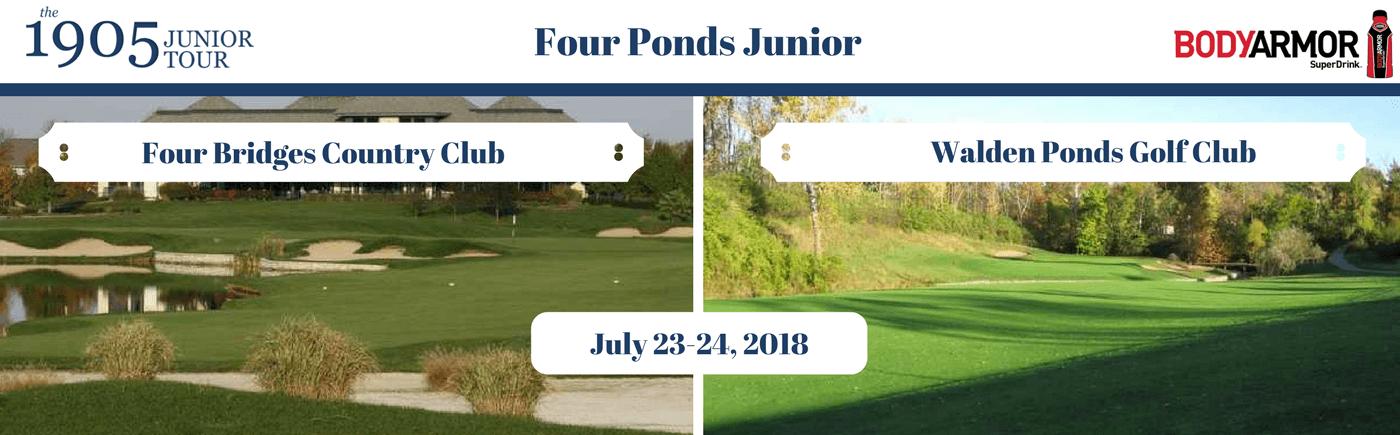 Junior Tour Four Bridges Walden