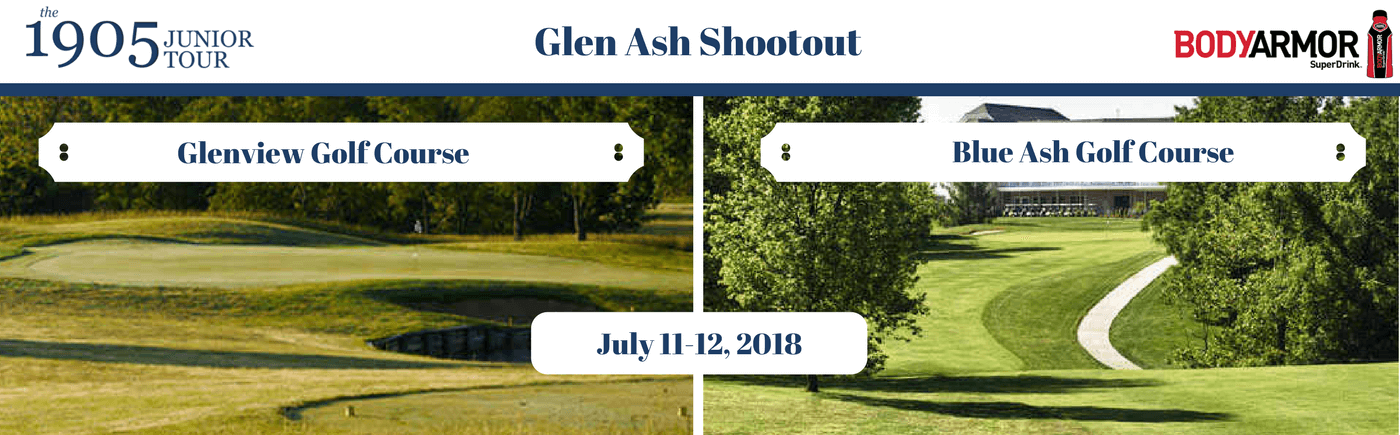 Junior Tour Glen Blue Ash