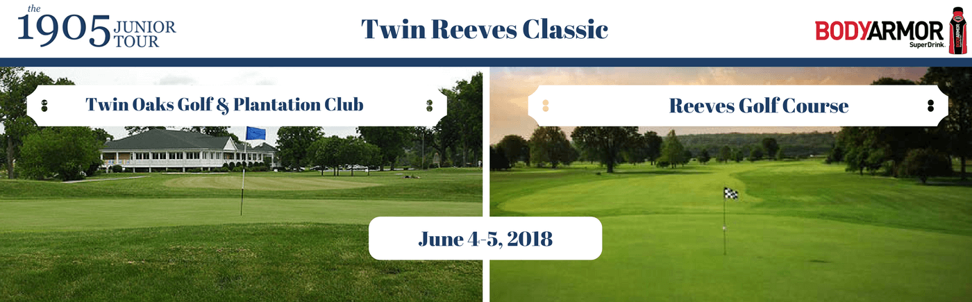 Junior Tour Twin Oaks Reeves
