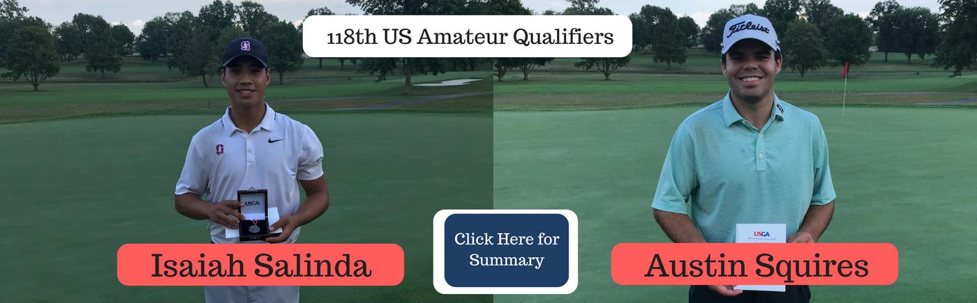 US Am Qualifiers