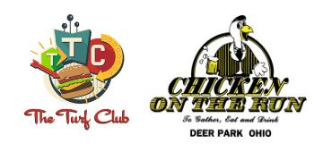 Turf Club Chicken on Run Ad